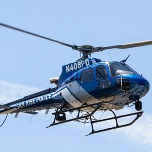 San Jose Police unveil new Airbus H125