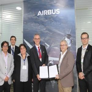 Airbus renews partnership with USP of São Carlos