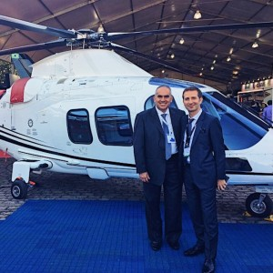 Rotortrade partners with Gualter Helicopter Brazil