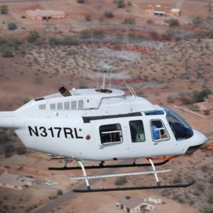 VHA Receives TIA on 206B Version 2 Main Rotor Blades