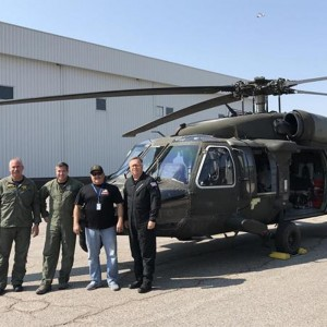 United Rotorcraft receives contract for Ventura County Firehawks