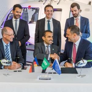 Aramco to acquire five Airbus H145s via Milestone