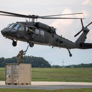 US Army conducts first operational test of UH60V Black Hawk
