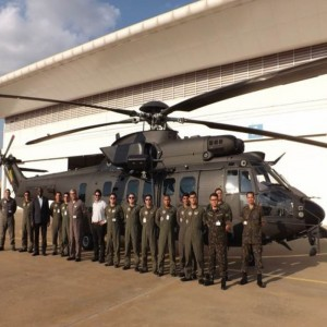 Helibras delivers H225M to the Brazilian Army