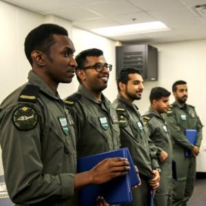 First Royal Saudi Navy MH-60R Sensor Operator Class Graduates