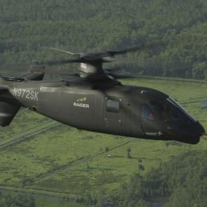 Sikorsky S-97 Raider exceeds 200 knots