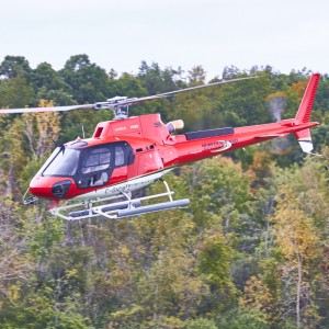 Airbus delivers new H125 to Newfoundland