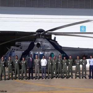 Helibras delivers the 33º H225M to Brazilian Army