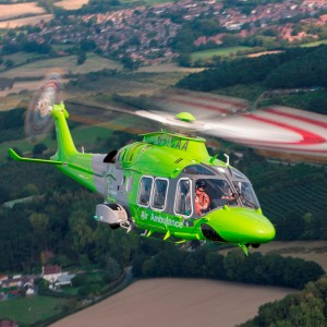Children's Air Ambulance offers pioneering medical treatment