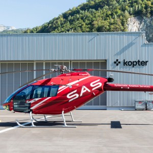 Kopter expands its presence at Mollis airfield