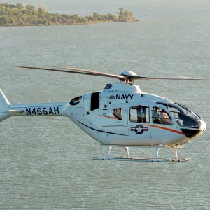 Airbus to showcase H135 as future Navy helicopter