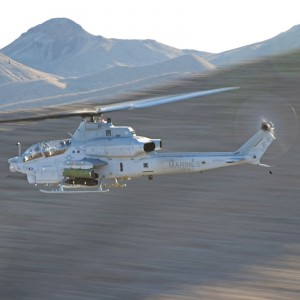 Bell wins $8M contract with Bahrain for AH-1Z flight training device