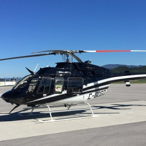 Pulselite Bird Strike Prevention System becomes standard on Bell 407GXi
