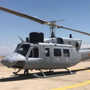 SENER and Babcock deliver 6th Spanish Navy upgraded AB212
