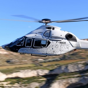 Milestone becomes first leasing customer for Airbus H160