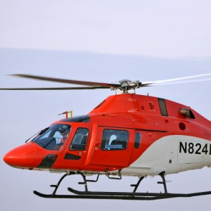 TH-119 helicopter performs first flight