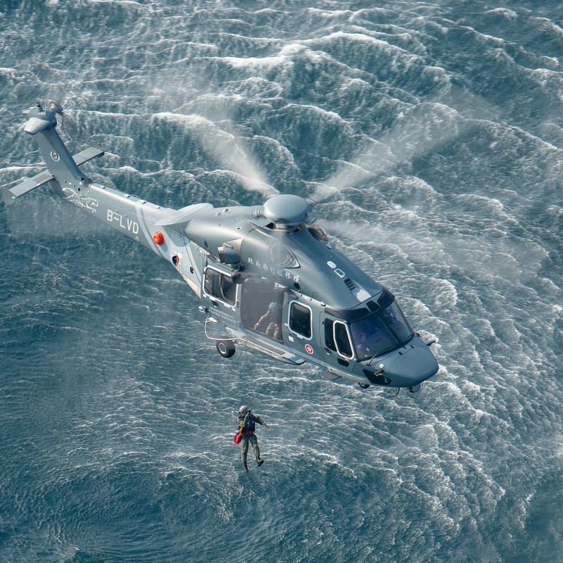 Indra to supply H175 sim to Hong Kong Government Flying Service