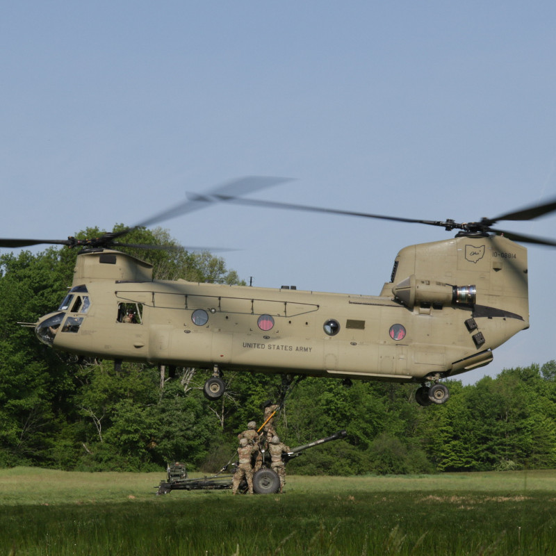 Boeing awarded $14M contract for field support of Spanish Army CH-47s
