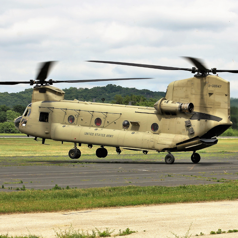 Boeing awarded $580M contract for 14 H-47