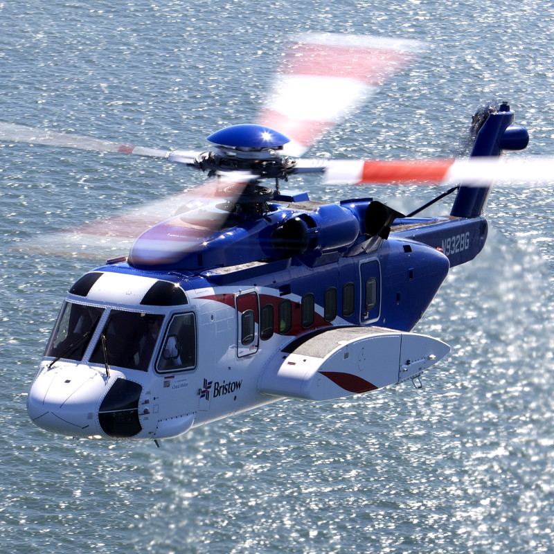 Bristow loses another North Sea contract to CHC