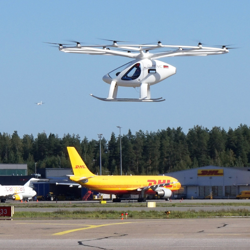 EASA approves Volocopter for defined drone ops