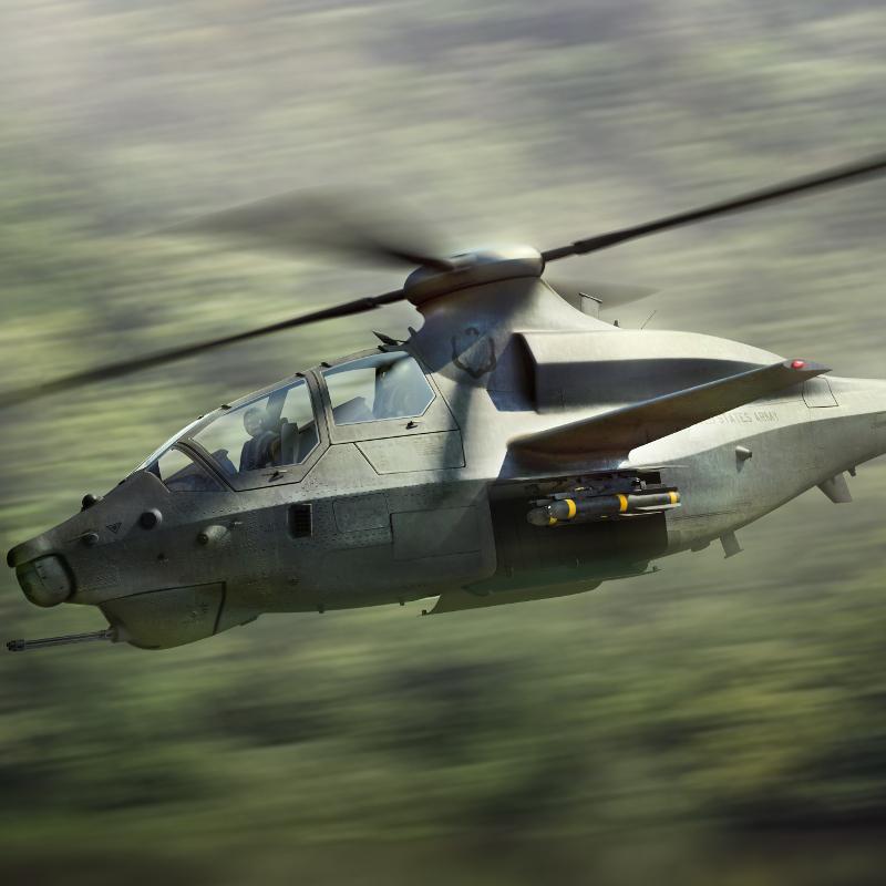 Bell 360 Invictus build makes significant progress
