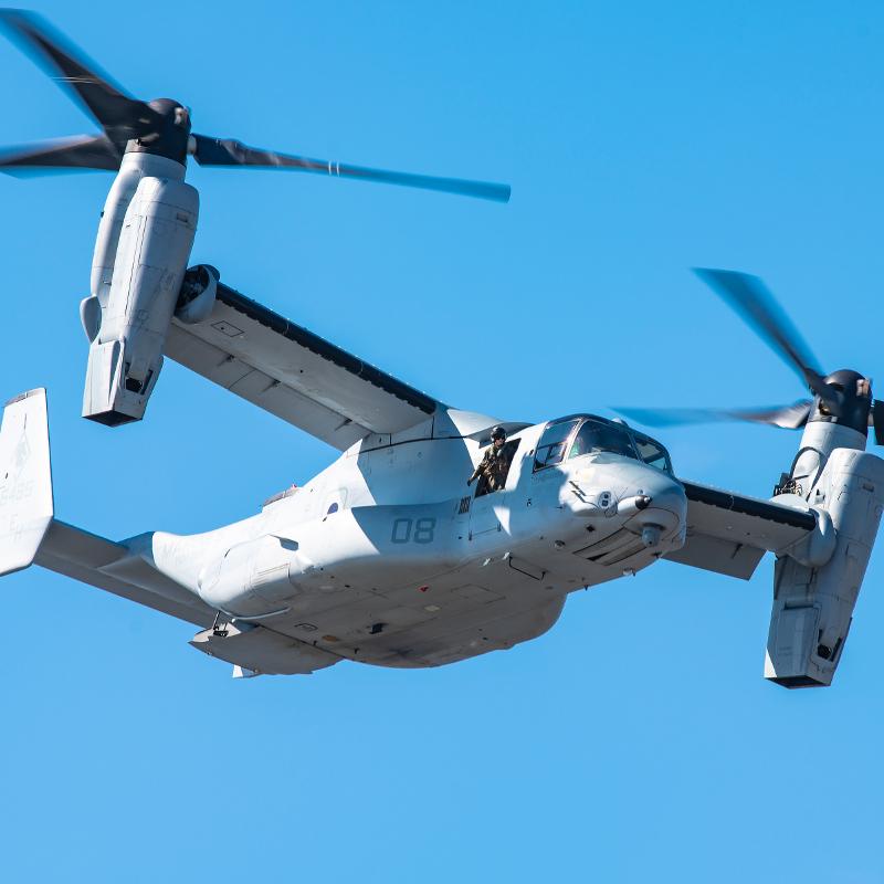 Bell Boeing awarded $214M order for V22 flight control system redesign