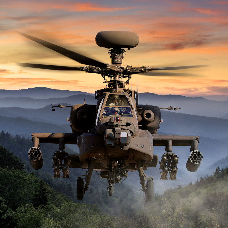 Possible US Foreign Military Sale to Australia of 29 AH-64Es