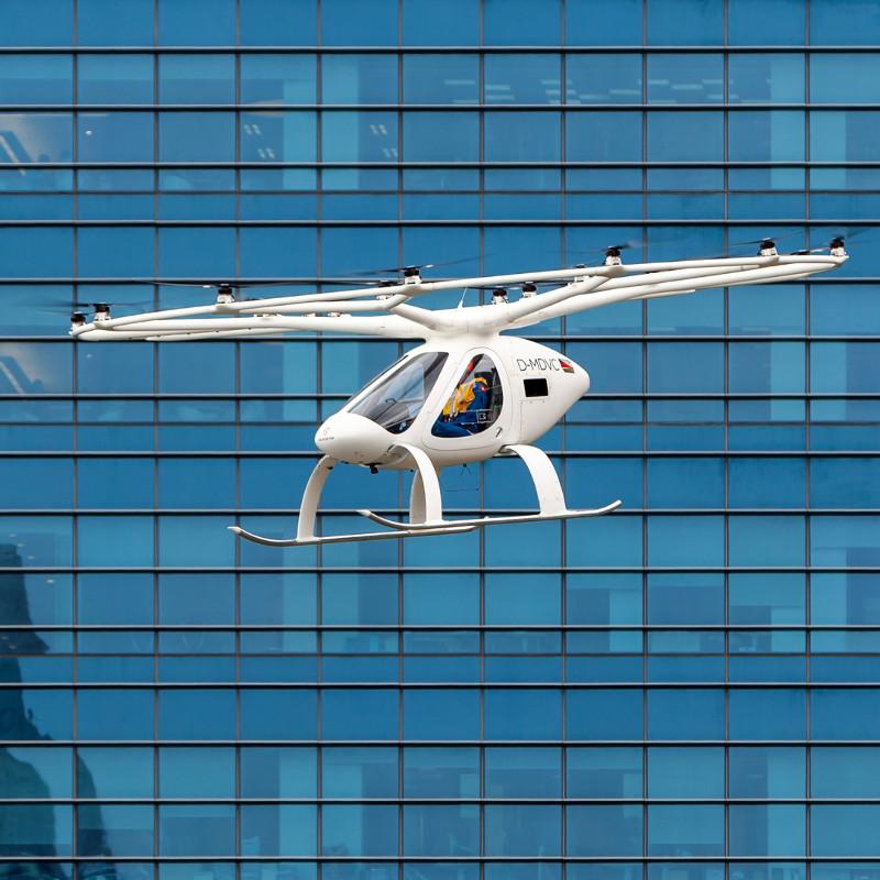 CAEto develop training program for Volocopter