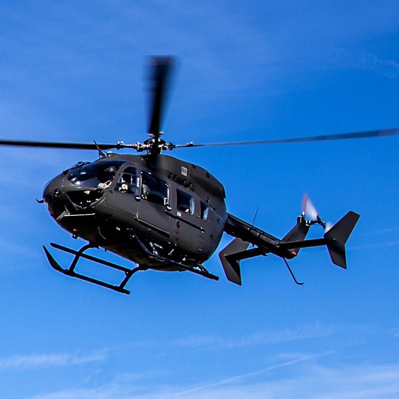 Airbus UH-72 Lakota fleet surpasses one million flight hours