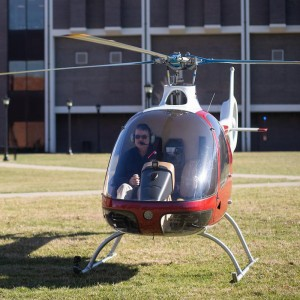 Austin Peay introduces first helicopter in its rotor-wing fleet