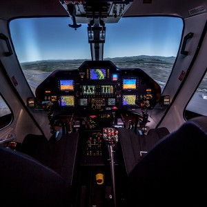 Korean CAA approves AW109 simulator