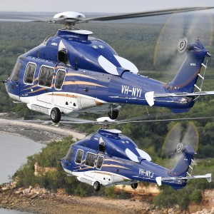 Babcock Australasia reports successful first year of H175 operations