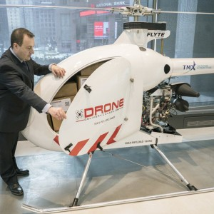 Drone Delivery Canada Unveils Its Cargo Delivery Drone