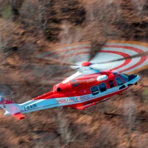 Leonardo and the Italian National Fire Corps announce a major step