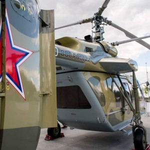 Rostec takes Helicopters to FAMEX 2019