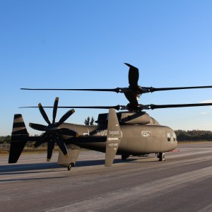 Sikorsky, Boeing Provide First Look at SB>1 DEFIANT™