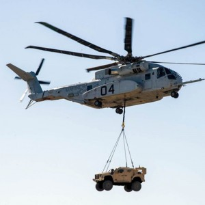 General Electric Aviation awarded $101M contract for support of CH-53K