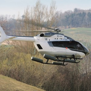 Airbus delivers ACH145 for use on super yachts
