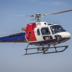 Helitrans becomes first operator to receive H125s with digital logcards