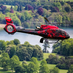 Alfie Best set to accept ACH130 helicopter