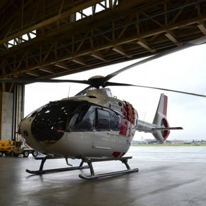 Nakanihon Air Service takes delivery of 20th H135