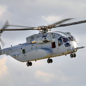 Sikorsky awarded $550M contract for delivery of 6 CH-53K