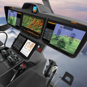 Airbus and DCA pick Thales new FlytX avionics for helicopter programs