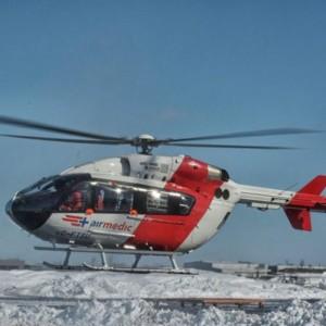 Airmedic acquires 3 EC145Es