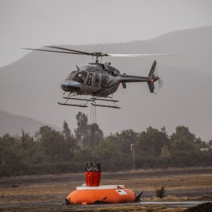 SEI Industries demos the BAMBI MAX with Eagle Copters