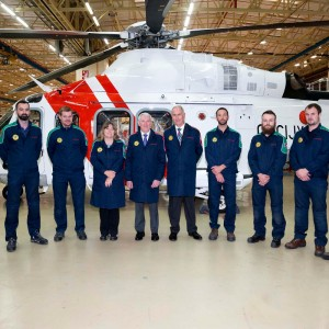 Leonardo Helicopters picks workwear supplier for Yeovil production plant