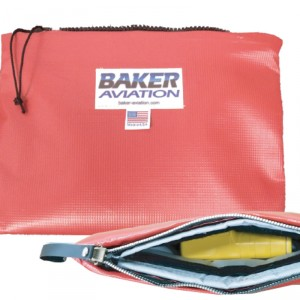 Baker Aviation Offers ELT-Sized HOT-STOP Fire Containment Solution