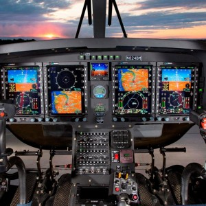 Genesys Aerosystems Equipped Leonardo TH-119 Achieves IFR Certification