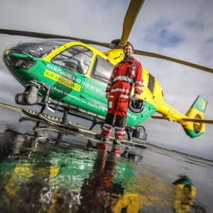 Hampshire and Isle of Wight Air Ambulance Shortlisted for Third Sector Awards